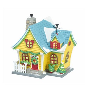 Disney Village Figure - Mickey's House