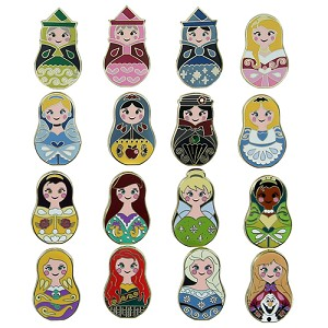Disney Mystery Pin - Nesting Dolls Mini Pin Pack - Choice
