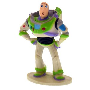 Disney Series 16 Mini Figure - Toy Story - Buzz Lightyear