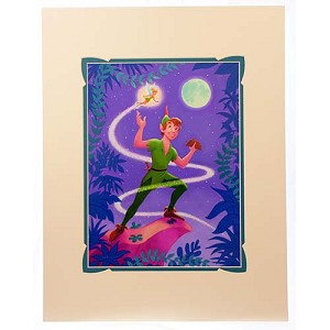 Disney Artist Print - Larry Nikolai - Enchanted Neverland