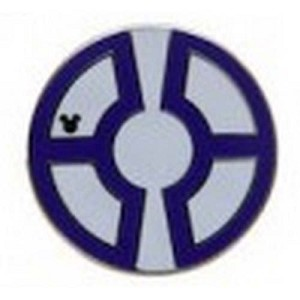 Disney Hidden Mickey Pin - 2015 A Series - EPCOT Logos - Communicore