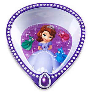 Disney Plastic Bowl - Sofia the First
