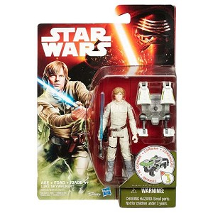Disney Star Wars Figurine - The Empire Strikes Back - Luke Skywalker