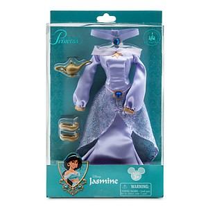 Disney Doll Costume Set - Jasmine