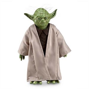 Disney Plush - Yoda - Latex Jedi Master 18
