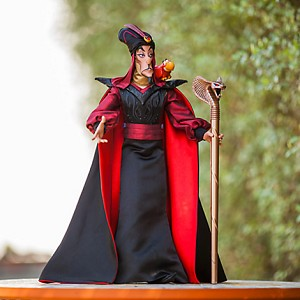Disney Doll - Limited Edition Jafar Doll - 17''