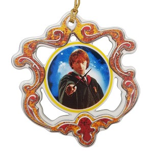 Universal Disc Ornament - Wizarding World of Harry Potter - Ron