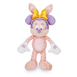Disney Plush - Minnie Mouse Easter Plush - 9'' H