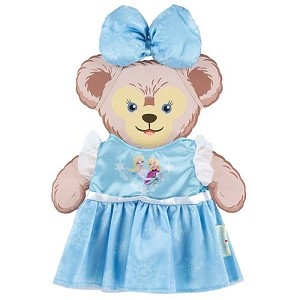 Disney ShellieMay Bear Clothes - Anna and Elsa Dress Costume