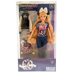 Disney Doll - Disneyland 60th Anniversary Diamond Celebration Doll