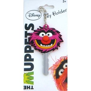 Disney Key Cover Keychain Keyring - The Muppets - Animal