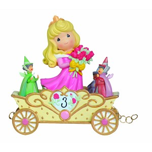 Disney Precious Moments Figurine - Birthday Parade No. 3 Aurora