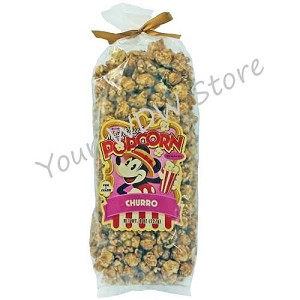 Disney Main Street Popcorn - Mickey Churro - 8 oz.