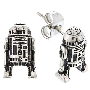 Disney Earrings - Star Wars R2-D2