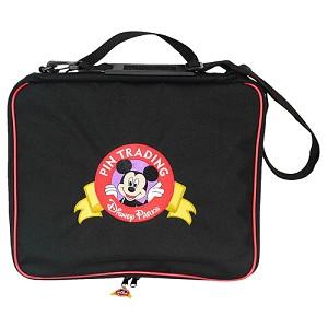 Disney Large Pin Bag Trading Logo