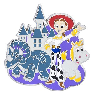 Disney Pin - Toy Story - Jessie, Buttercup & Trixie