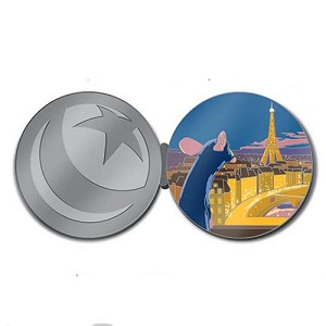 Disney Pixar Party Pin - From the Vault Collection - Ratatouille