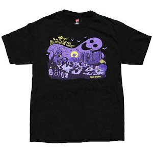 Disney Child Shirt - 2016 Mickey's Not So Scary Halloween Party