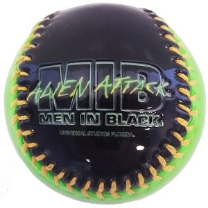 Universal Collectible Baseball - Men In Black 3rd Edition