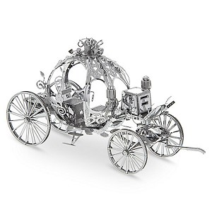 Disney 3D Model Kit - Park Attractions - Cinderella Carriage