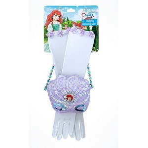 Disney Pretend Play Costume Accessory Set - Ariel Sparkle