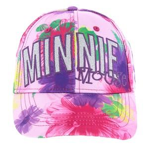 competitive price de83e f14f0 Disney Baseball Cap - Minnie Mouse Floral
