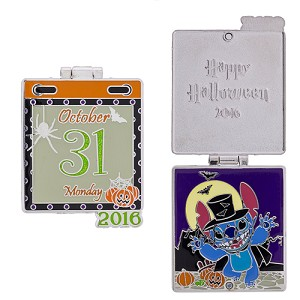 Disney Pin - Happy Halloween 2016 - Vampire Stitch