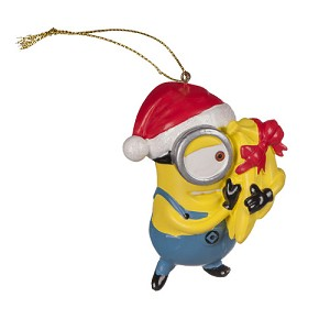 Universal Ornament - Despicable Me Minion - Carl With Bananas