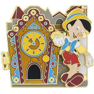 Disney Doorways to Disney Pin - #4 Pinocchio