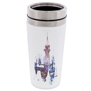 Disney Travel Mug Tumbler - Cinderella Castle 2017