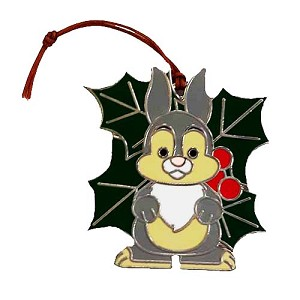 Disney Mystery Pin - Woodland Ornaments - Thumper