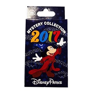 Disney Mystery Pins - 2017 Mickey and Friends - Peter Pan