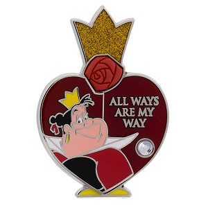 Disney Essence Of Evil Pin - #12 Queen of Hearts