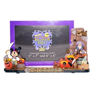 Disney Picture Frame - Not So Scary Halloween Party 2007 - 4x6 & 5x7