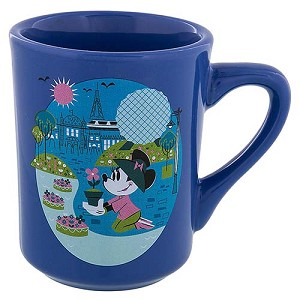 Disney Coffee Cup - 2017 Epcot Flower and Garden Festival Logo
