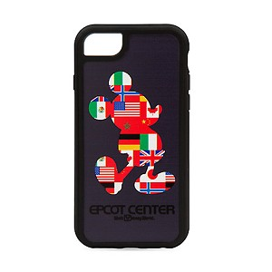 Disney iPhone Case - Mickey Epcot Center iPhone 7/6/6S