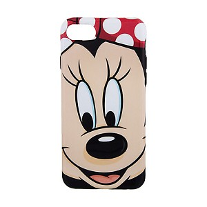 Disney iPhone Case - Minnie Mouse Face iPhone 7/6/6S