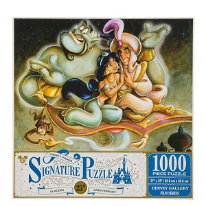 Disney Signature Puzzle - Aladdin 25th Anniversary 1000 piece