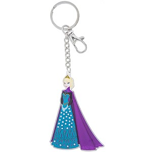 Disney Keychain Keyring - Layered Acrylic - Frozen Princess Elsa