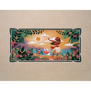 Disney Deluxe Artist Print - Afternoon Dance by Griselda Sastrawinata