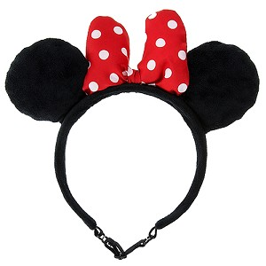 Disney Tails Dog Harness - Minnie Mouse Costume