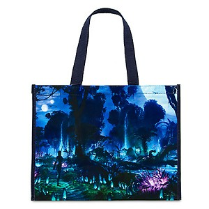 Disney Tote Bag - Pandora - The World of Avatar Landscape Tote
