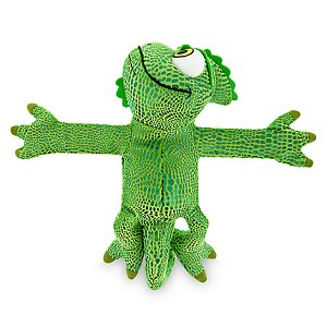 Disney Snuggle Snapper Plush Bracelet - Tangled - Pascal  - 8
