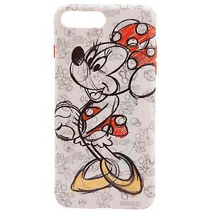 Disney iPhone 7/6 Plus Case - Minnie Mouse Sketch