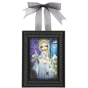 Disney Mini-Giclee - The Bride Returns by Jasmine Becket-Griffith