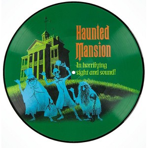 Disney Vinyl Record - Songs from The Haunted Mansion