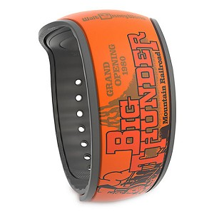 Disney Magicband 2 Bracelet - Big Thunder Mountain YesterEars