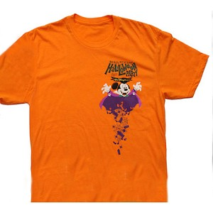 Disney ADULT Shirt - 2017 Mickey's Not So Scary Halloween Party