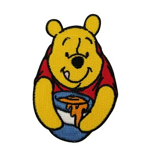 Disney Iron On Patch by Loungefly - Winnie the Pooh