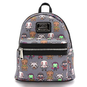 Disney Loungefly Mini Backpack Bag - Guardians of the Galaxy - Kawaii